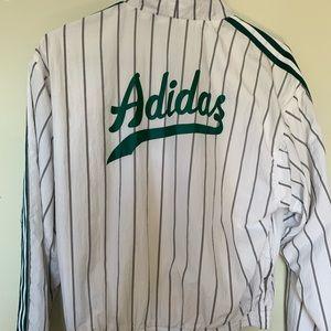 Adidas baseball bomber jacket RARE
